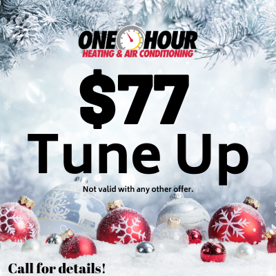 $77 Tune Up not valid with offer